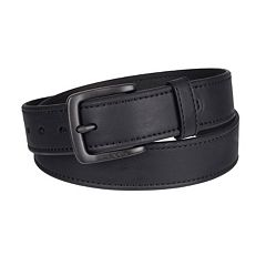 Levi's® Belt With Buckle Logo Detail