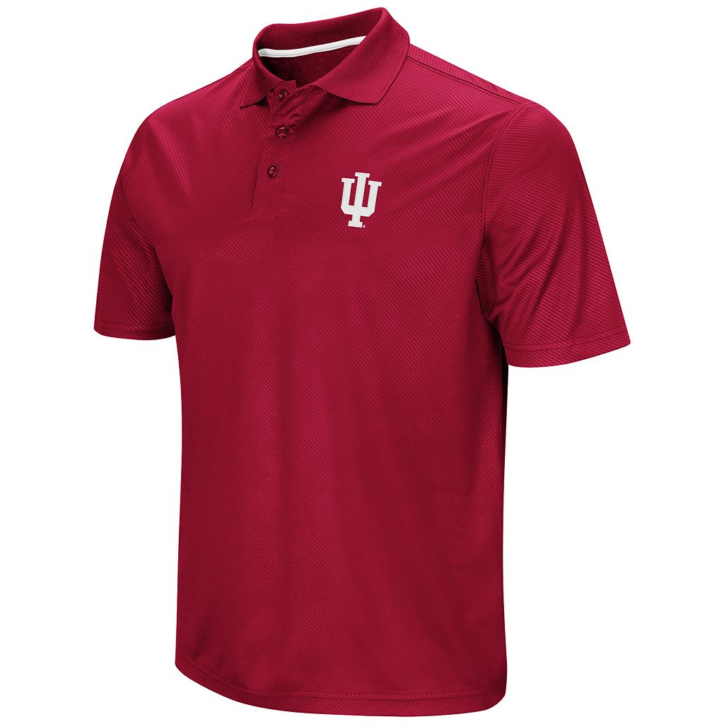 Men's Campus Heritage Indiana Hoosiers Polo