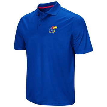 Men's Campus Heritage Kansas Jayhawks Polo