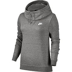 Women's Nike Sportswear Funnel Neck Fleece Pullover Hoodie