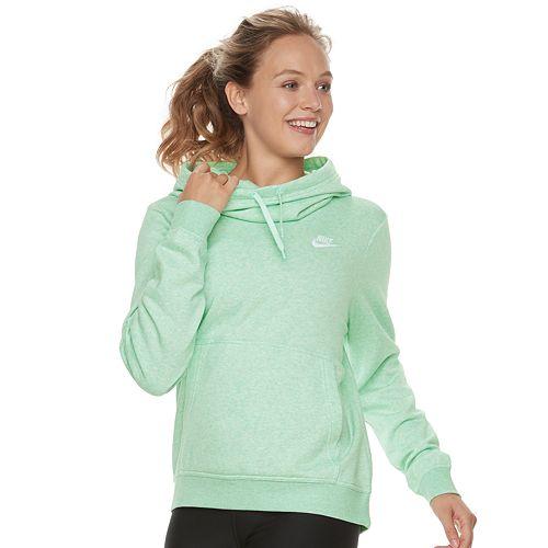 Women's Nike Sportswear Funnel Neck Fleece Pullover Hoodie