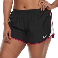 Plus Size Nike Dry Running Shorts