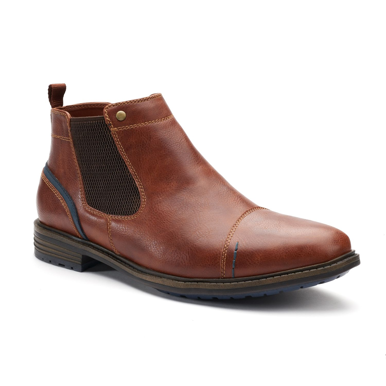 timberland men's earthkeepers chestnut ridge waterproof chelsea boots