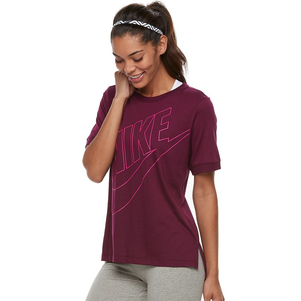 Women's Nike Sportswear Swoosh Graphic Tee