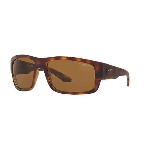 1fce27808cd Arnette Grifter AN4221 62mm Rectangle Polarized Sunglasses