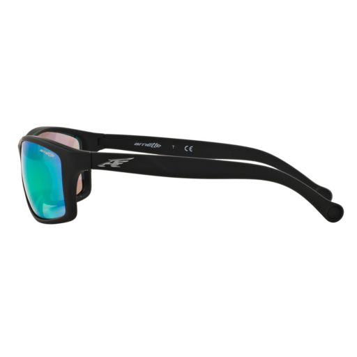 Arnette Boiler AN4207 61mm Rectangle Mirror Sunglasses