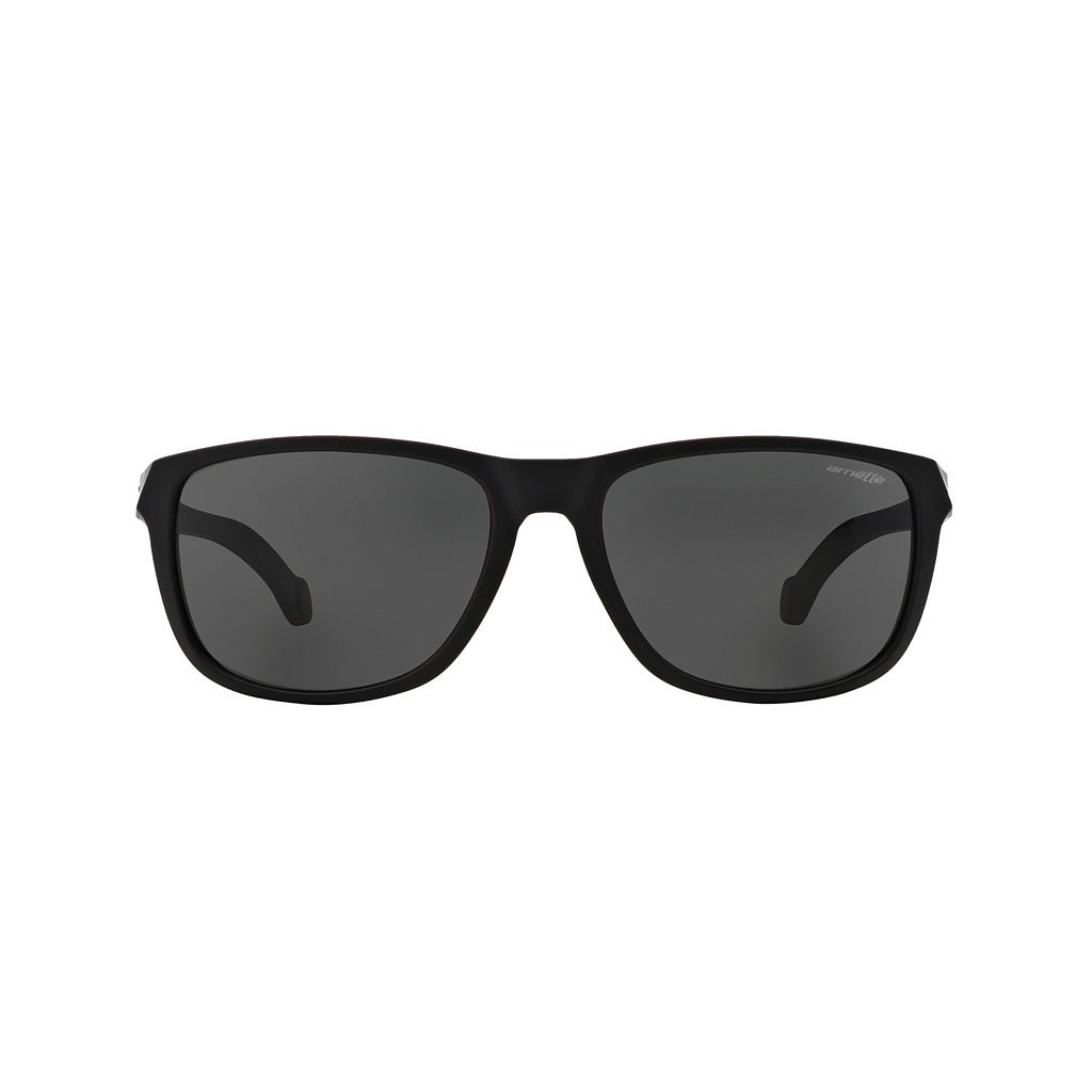 Arnette Straight Cut AN4214 58mm Rectangle Sunglasses