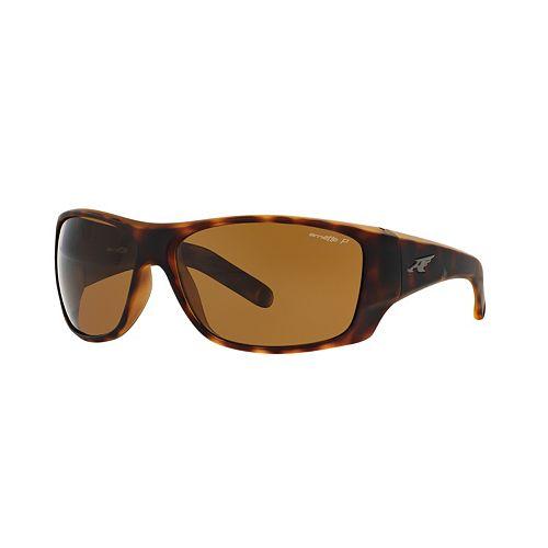 477f1c41b8 Arnette Free Spirit Heist 2.0 AN4215 66mm Rectangle Polarized Sunglasses