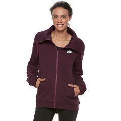 Women's Nike Sportswear Funnel Neck Zip Up Hoodie