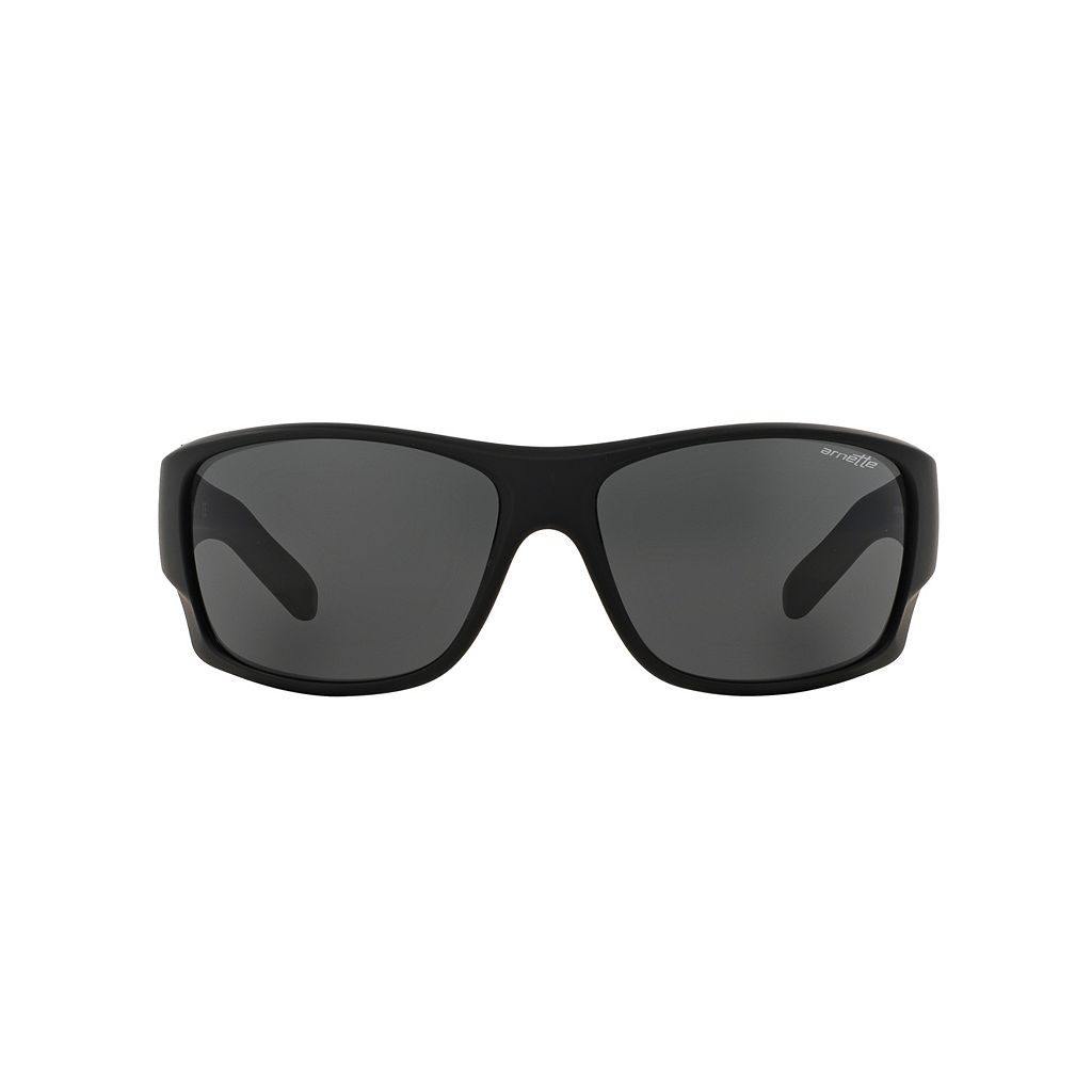 Arnette Shylock AN4215 66mm Rectangle Sunglasses