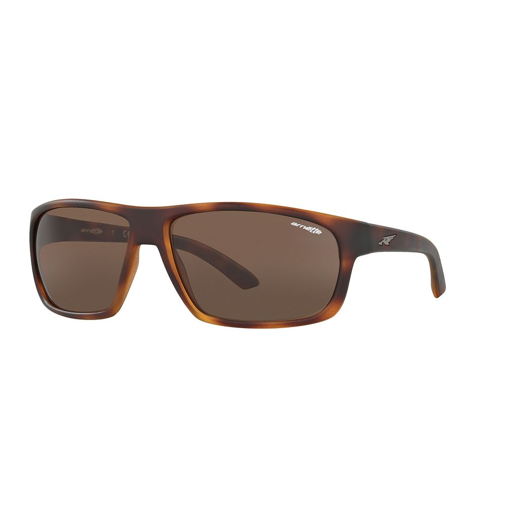 Arnette Burnout AN4225 64mm Rectangle Sunglasses