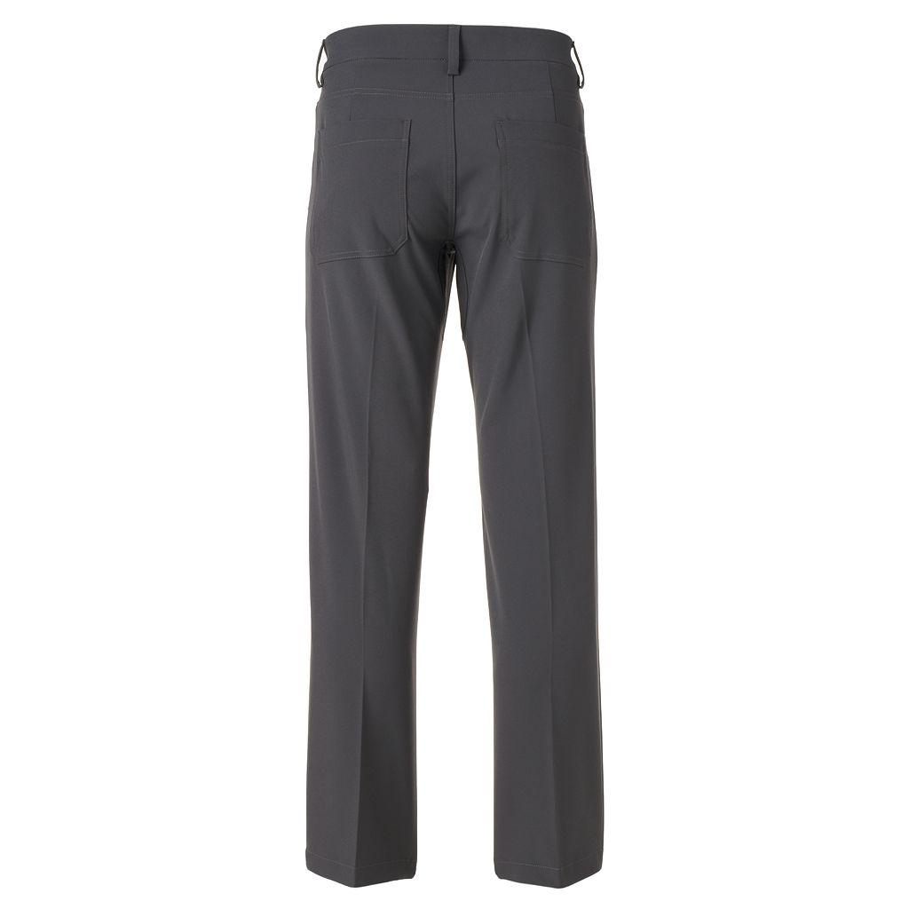 Men's Lee Straight-Fit 5-Pocket Stretch Pants