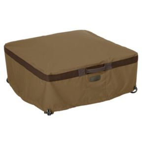 Hickory Small Square Fire Pit Cover