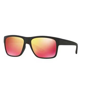 Arnette Casual Urban Reserve AN4226 57mm Square Mirror Sunglasses