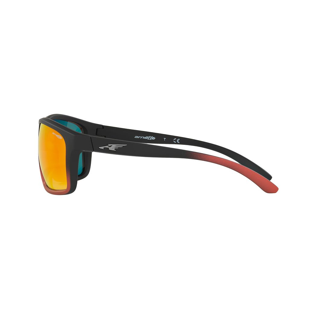 Arnette Sandbank AN4229 61mm Square Mirror Sunglasses