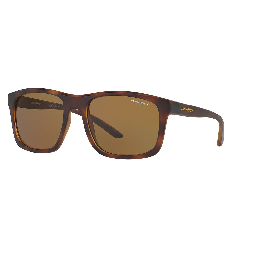 Arnette Complementary AN4233 57mm Square Polarized Sunglasses