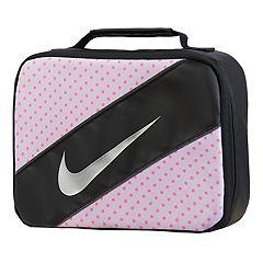 b01efbc535 Nike Reflect Lunch Tote. Black Print Red Black Pink ...