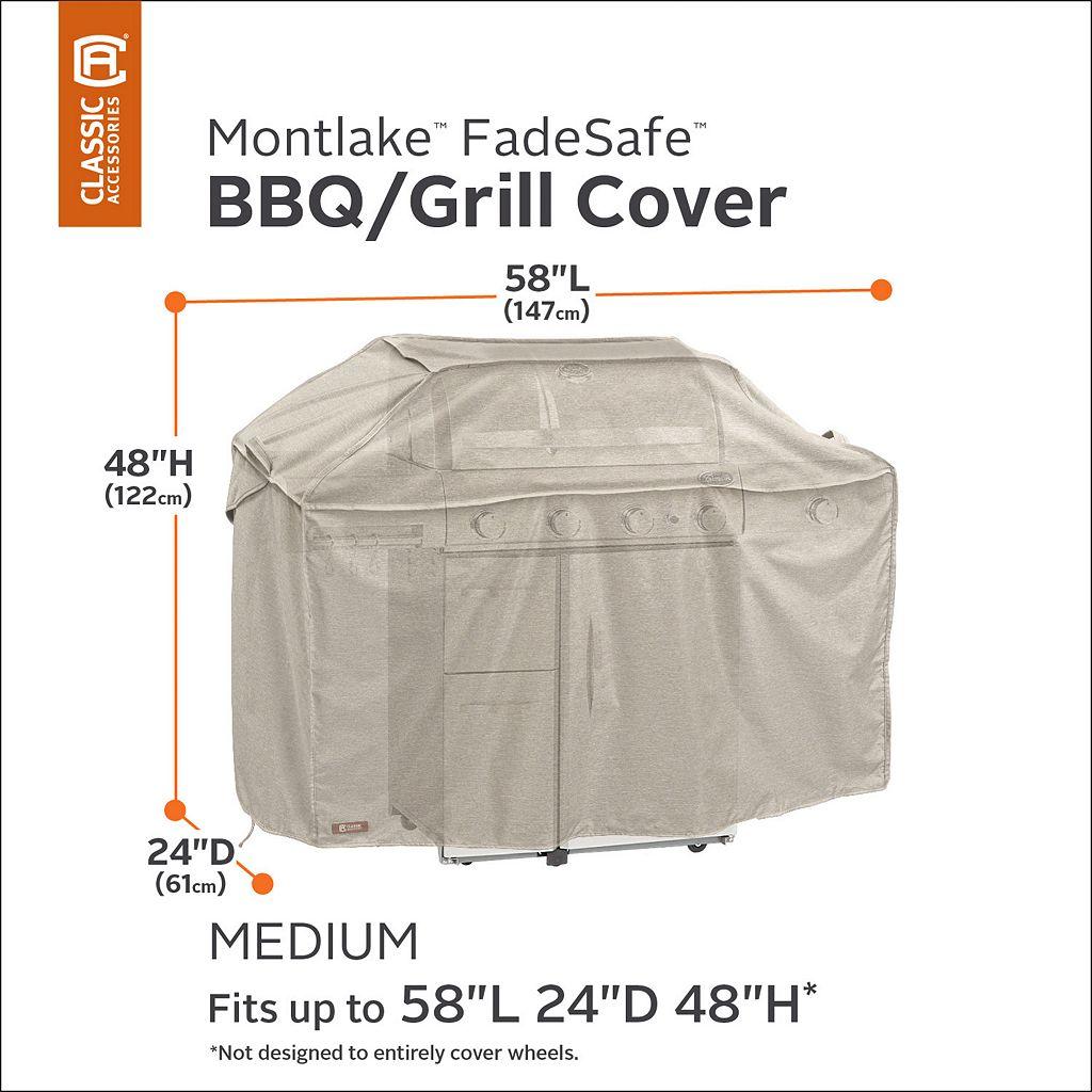 Montlake Medium Patio Grill Cover
