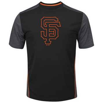 Big & Tall Majestic San Francisco Giants Skills Tee