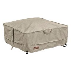 Montlake Small Square Fire Pit Cover