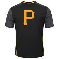 Big & Tall Majestic Pittsburgh Pirates Skills Tee