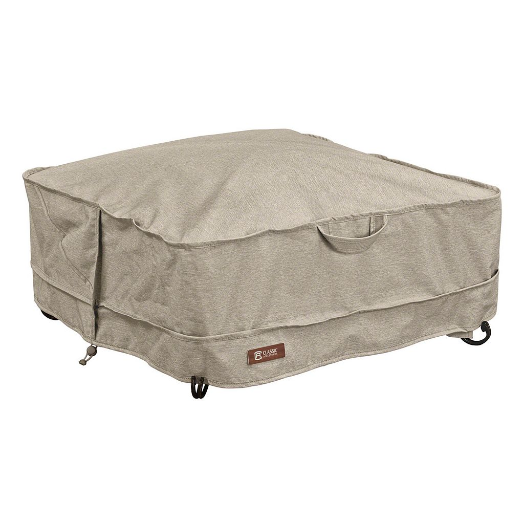 Montlake Large Square Fire Pit Cover