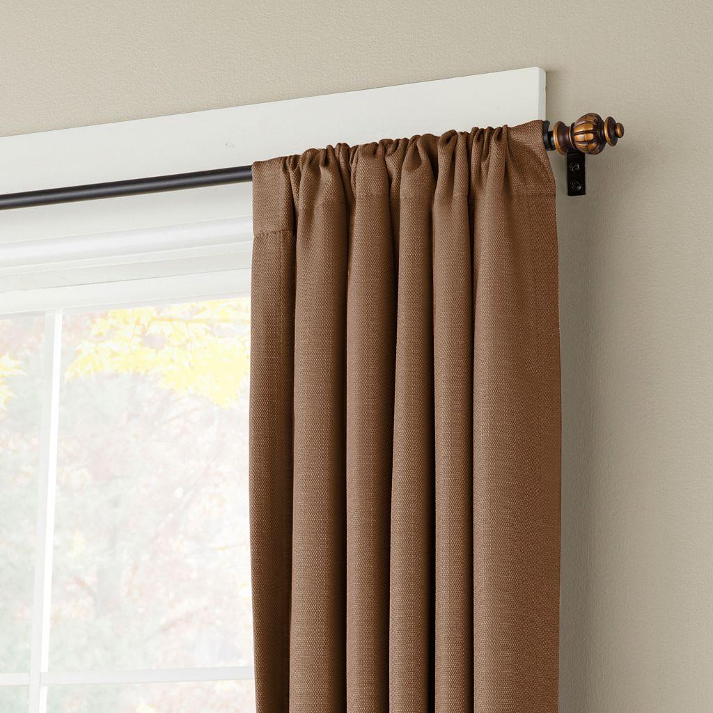 Kenney Othello Adjustable Curtain Rod