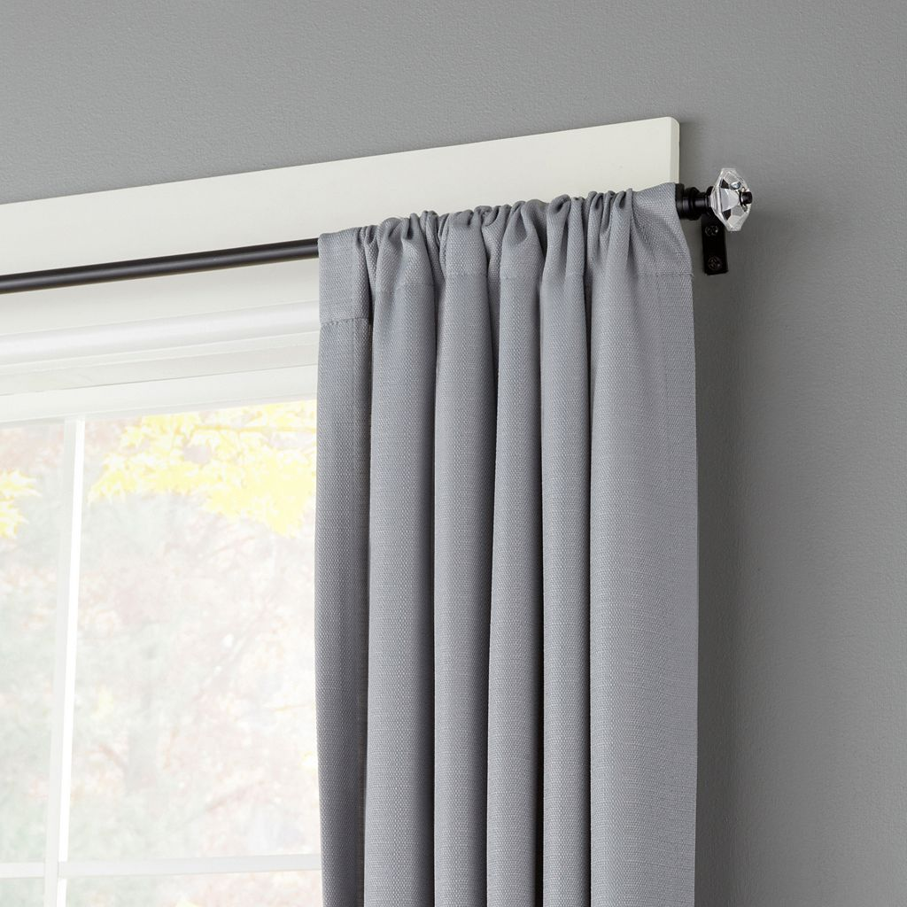 Kenney Duncan Adjustable Curtain Rod