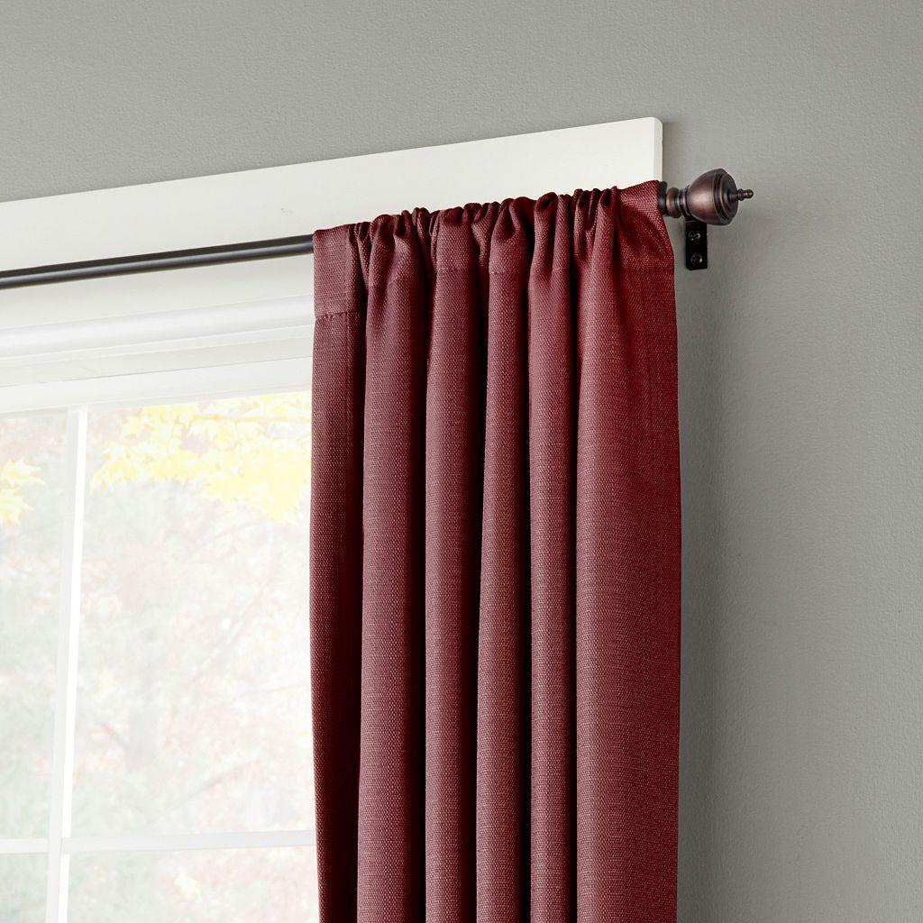 Kenney Butler Adjustable Curtain Rod