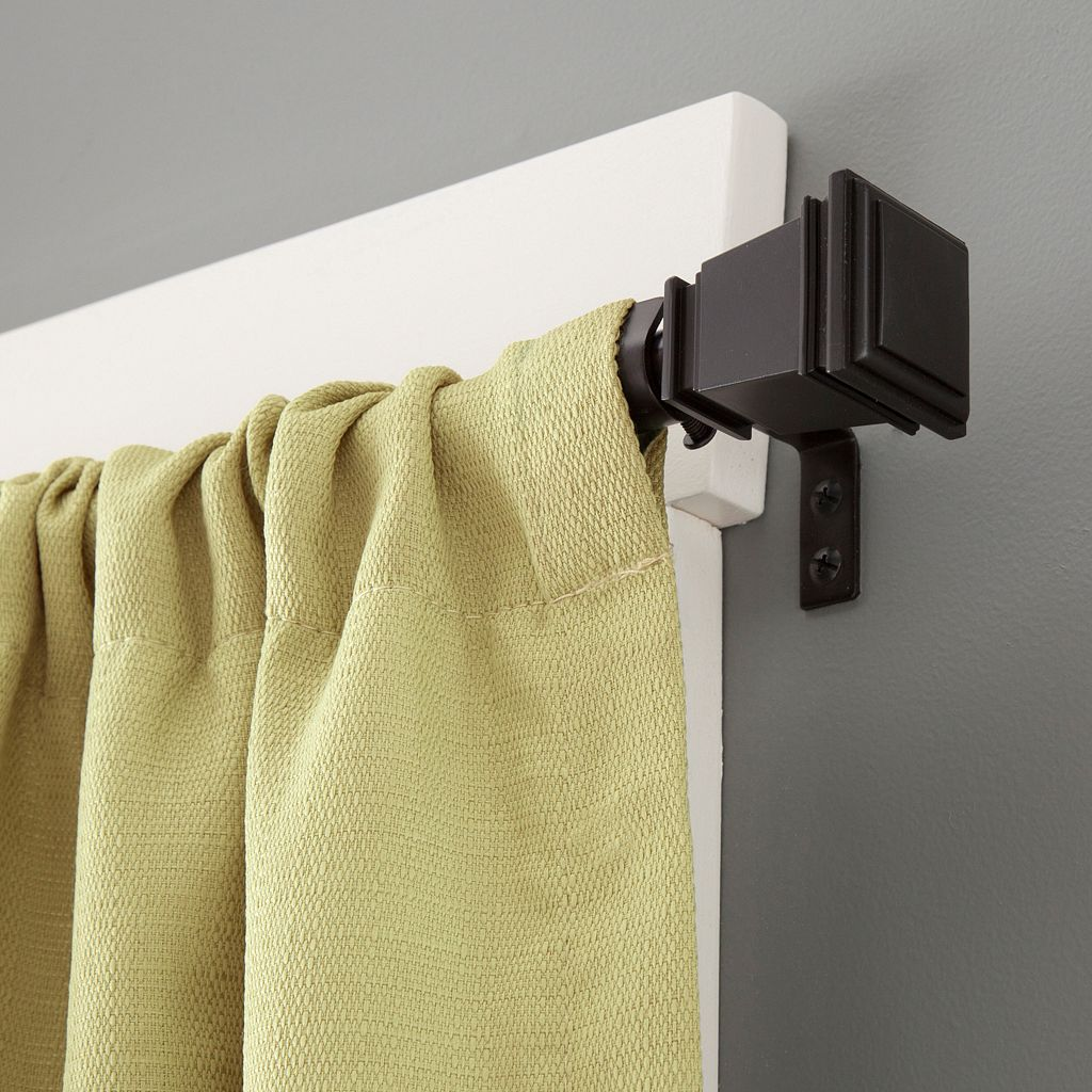 Kenney Barrington Adjustable Curtain Rod
