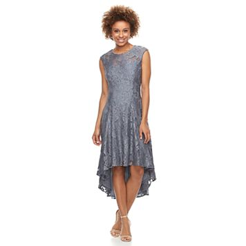 Women's Scarlett Lace High-Low Dress