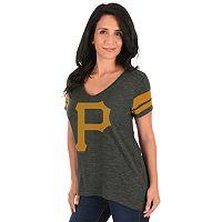 Plus Size Majestic Pittsburgh Pirates Hyper Tee