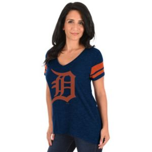 Plus Size Majestic Detroit Tigers Hyper Tee