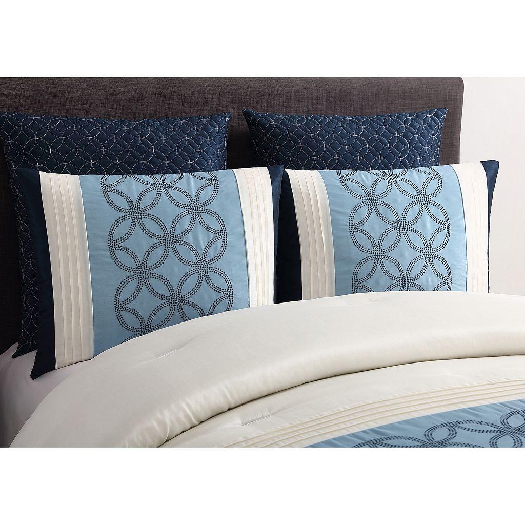 VCNY 8-piece Marlow Comforter Set