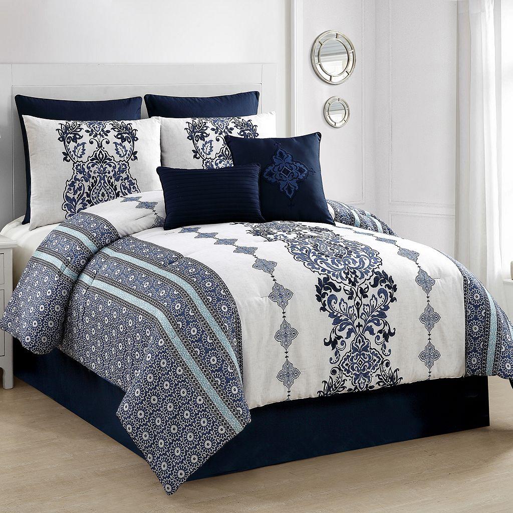 VCNY 8-piece Twilight Comforter Set