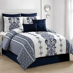 VCNY 8-piece Twilight Comforter Set
