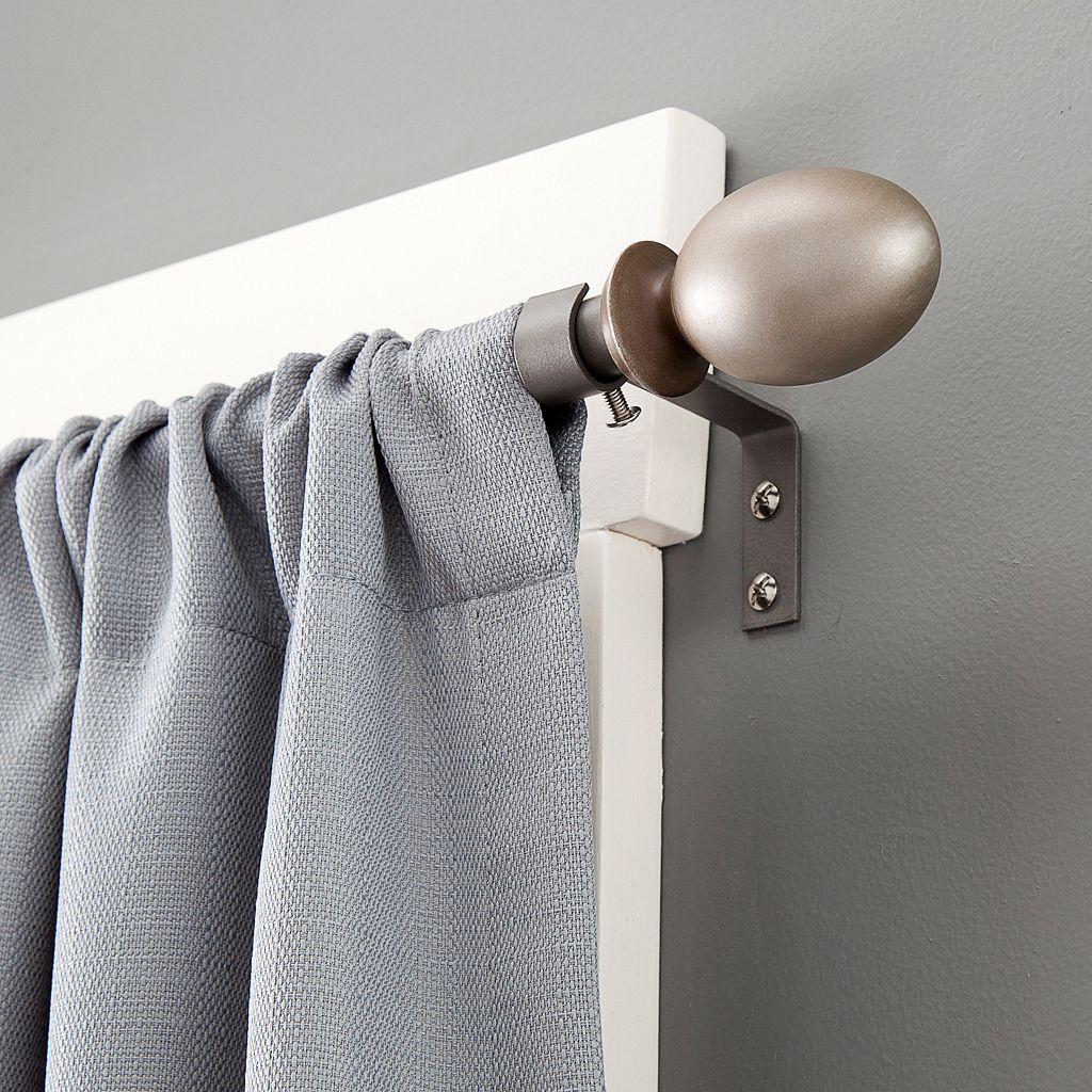 Kenney Baldwin Adjustable Curtain Rod