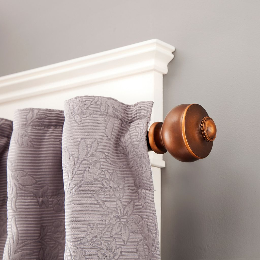 Kenney Bentley Adjustable Curtain Rod