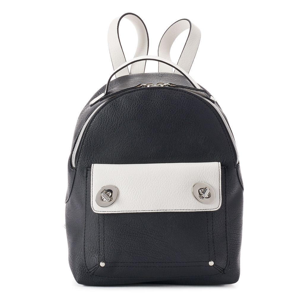 T-Shirt & Jeans Two Tone Backpack
