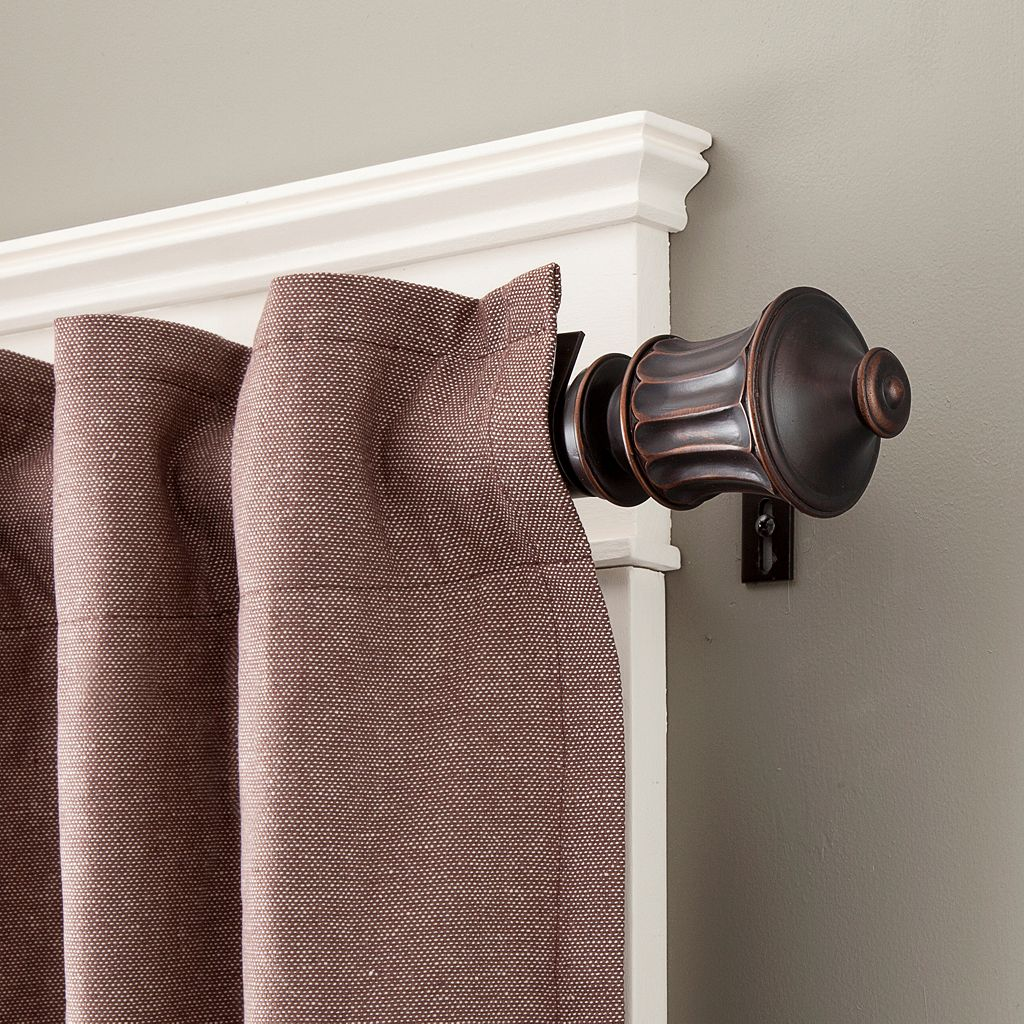 Kenney Garrison Adjustable Curtain Rod