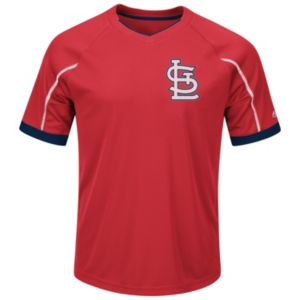 Big & Tall Majestic St. Louis Cardinals Favorite Team Tee