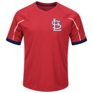 Big & Tall Majestic St. Louis Cardinals Favorite Team Tee