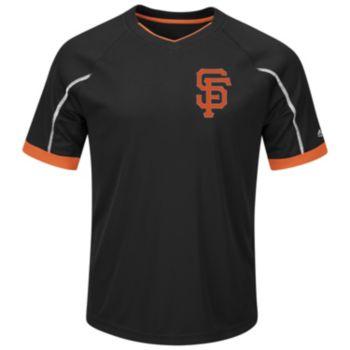 Big & Tall Majestic San Francisco Giants Favorite Team Tee