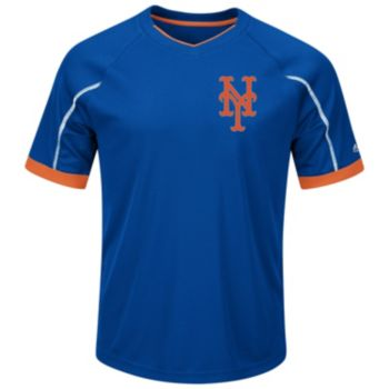 Big & Tall Majestic New York Mets Favorite Team Tee