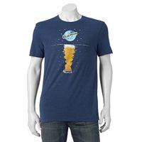 Men's Blue Moon Beer Tee