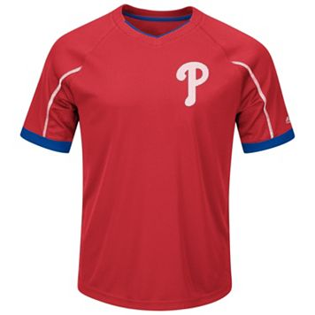 Big & Tall Majestic Philadelphia Phillies Favorite Team Tee