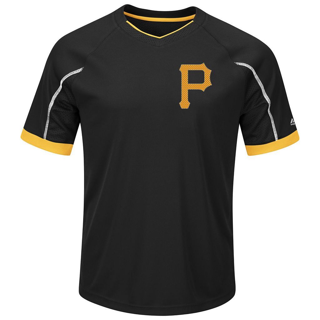 Big & Tall Majestic Pittsburgh Pirates Favorite Team Tee