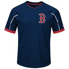 Big & Tall Majestic Boston Red Sox Favorite Team Tee