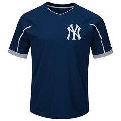 Big & Tall Majestic New York Yankees Favorite Team Tee