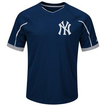 Big & Tall Majestic New York Yankees Favorite Team Tee